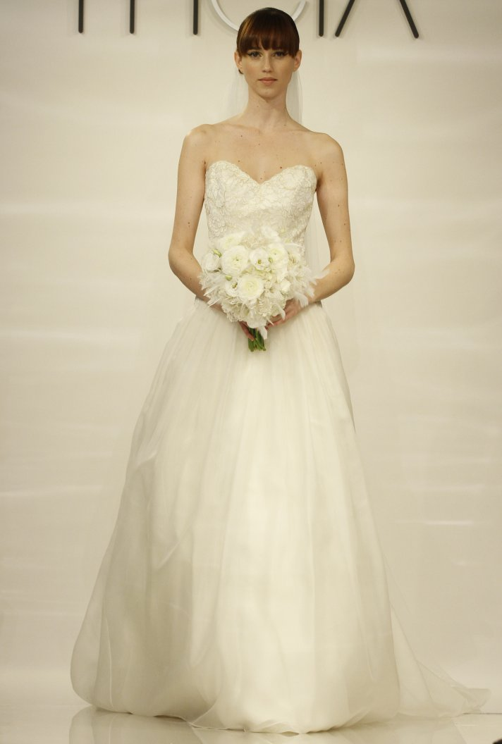 Harper wedding dress by Theia Fall 2014 Bridal