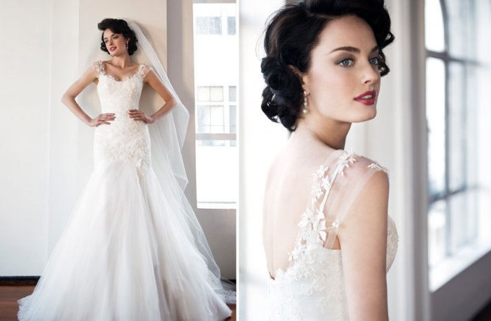 Anna Schimmel wedding dress 2013 bridal 2