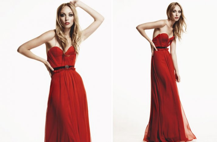 Bridesmaids style Red is the New Black 3