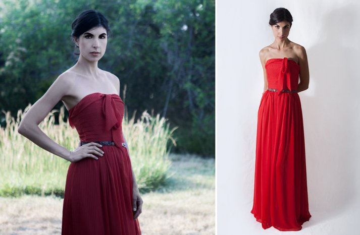 Bridesmaids style Red is the New Black 7