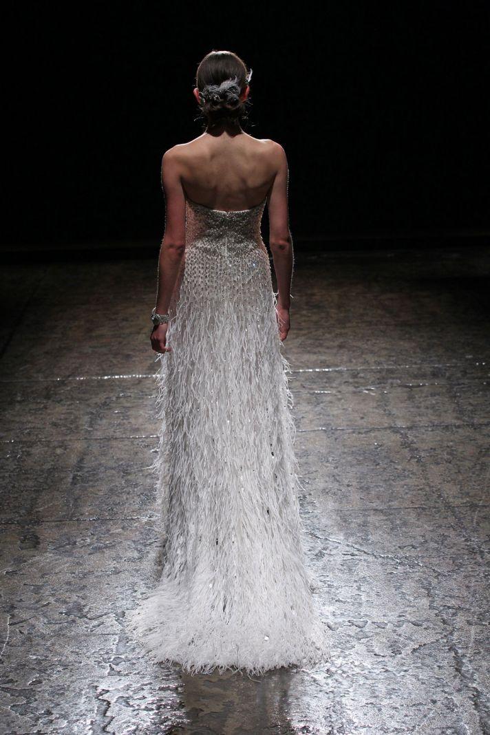3401 wedding dress by Lazaro Spring 2014 Bridal