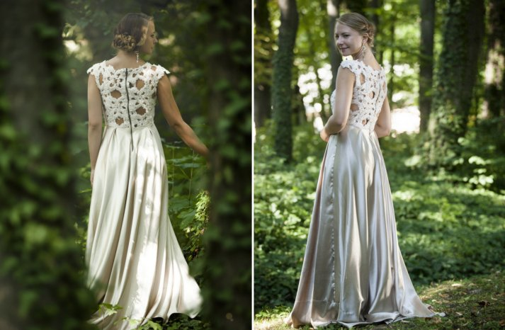 Custom wedding gowns by Atelier De Couture Bridal 15