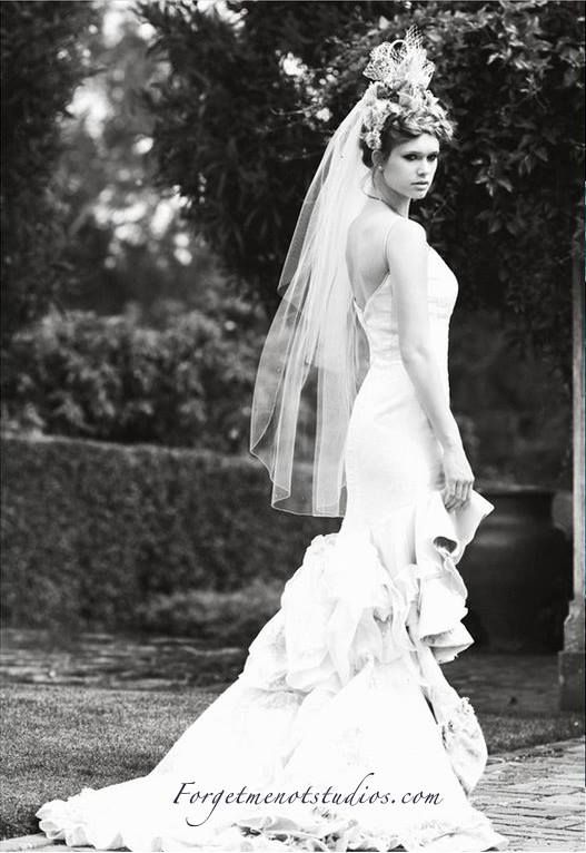 romantic bridal inspiration in California 5