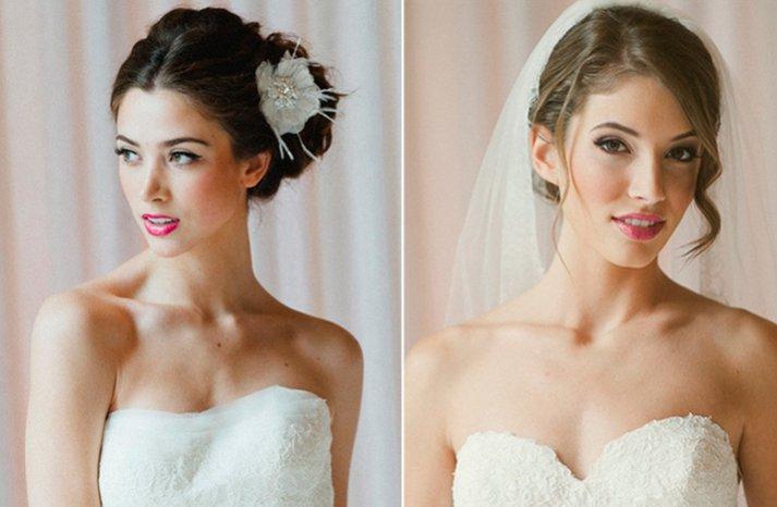 modern romantic bride portrait wedding photography