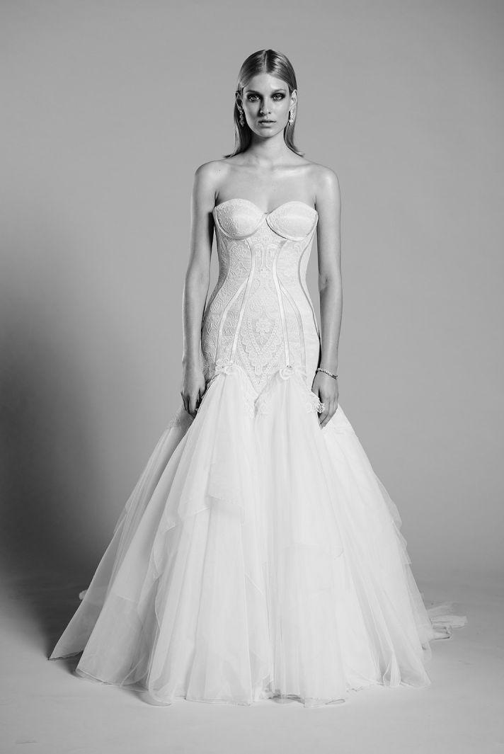 Angelette wedding dress by Mariana Hardwick 2014 bridal