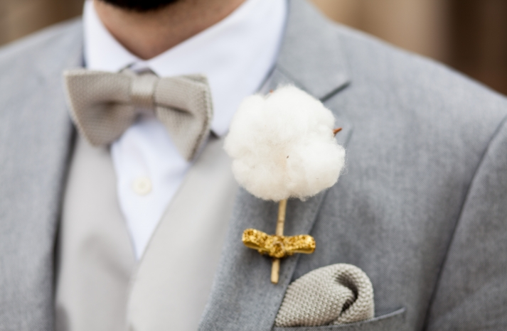 31 Super Cool Boutonnieres for Grooms