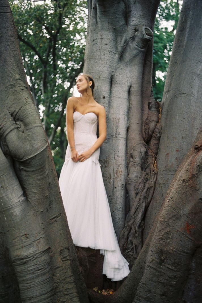 wedding dress by Mariana Hardwick A Provincial Romance bridal collection 15