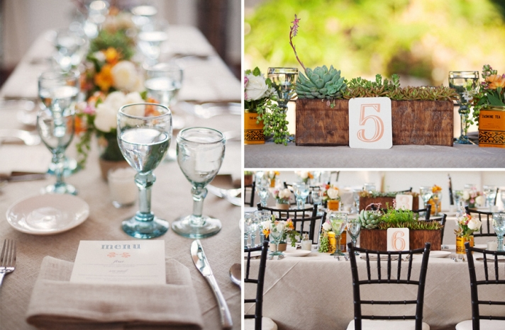 sweet succulents for green weddings 8