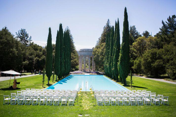 Pulgas Water Temple Palo Alto Ceremony