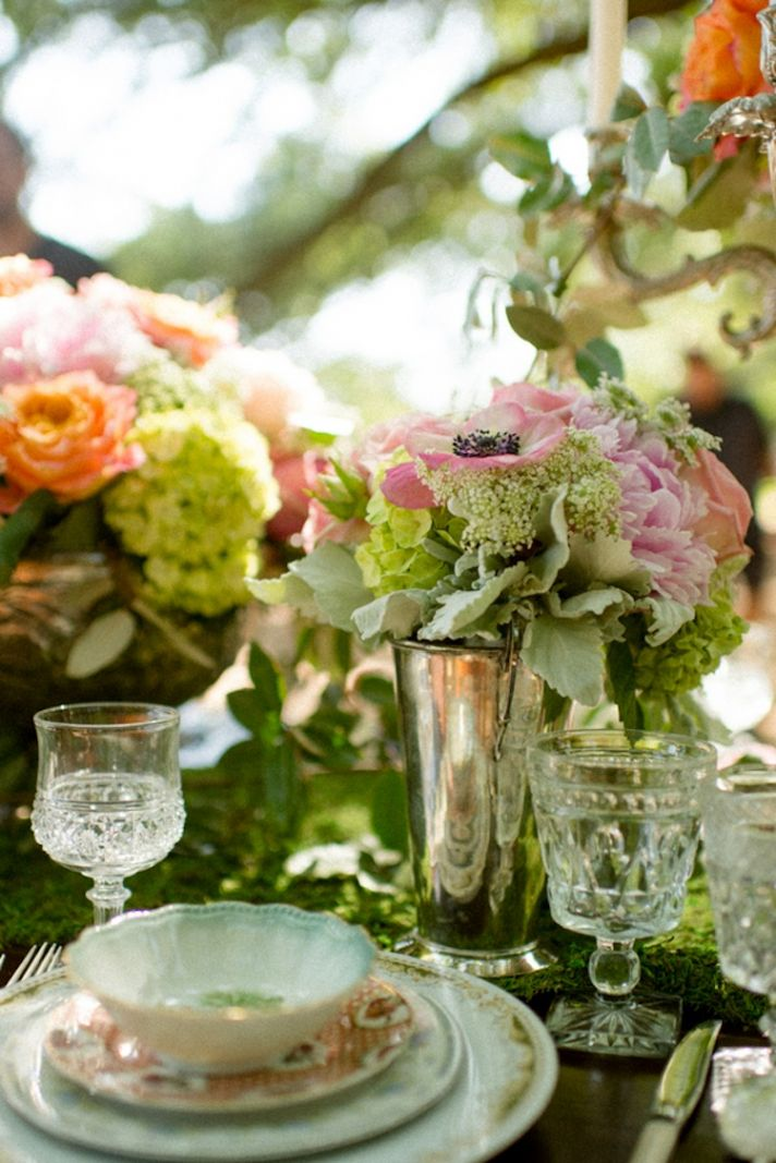 Rustic floral inspiration