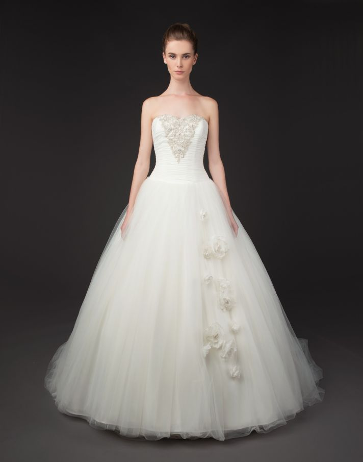 Florence gown by Winnie Couture Blush Label 2014