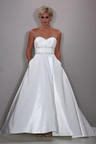 Alfred Angelo Private Collection Wedding Dress Style 2119