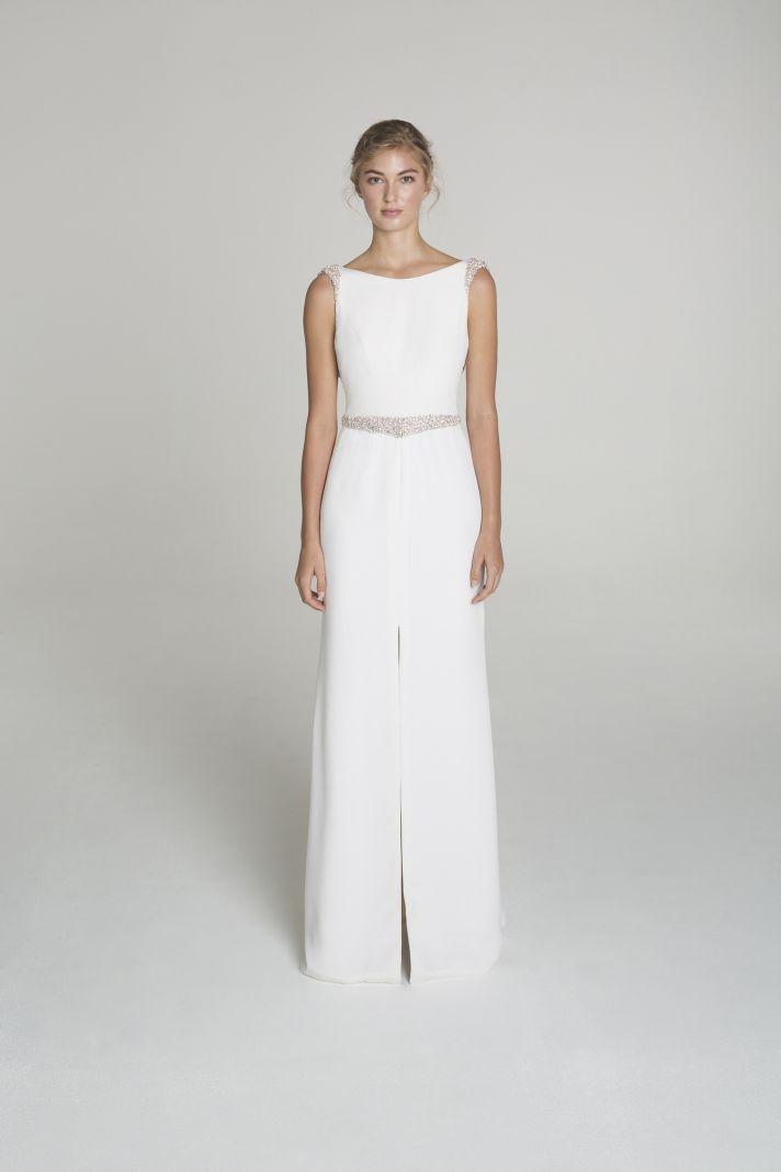 Alana Aoun wedding gown 1