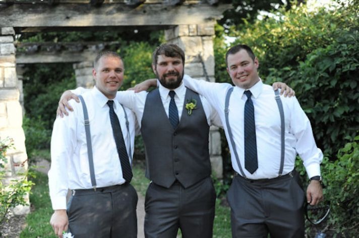 Modern groom style inspiration from Two L Creations