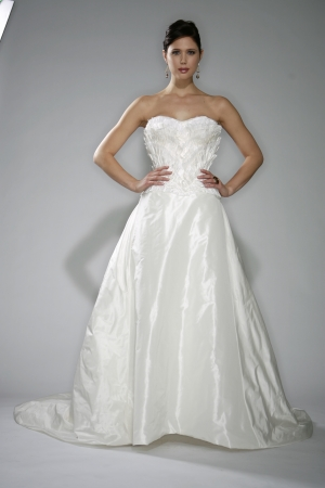 Wedding Dresses Designers Gilles Montezin Bridal