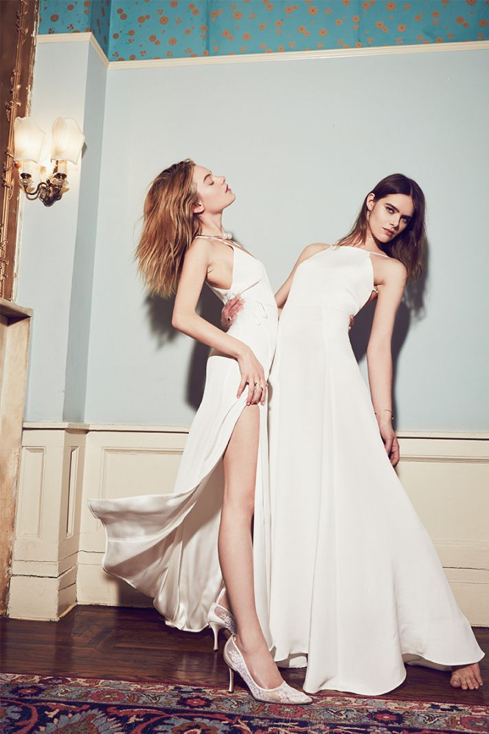 Wedding dresses from Reformation