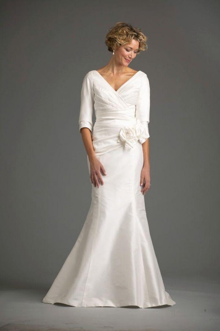 The Over 30 Bride Wedding Dresses For Prime Time Brides Crazyforus