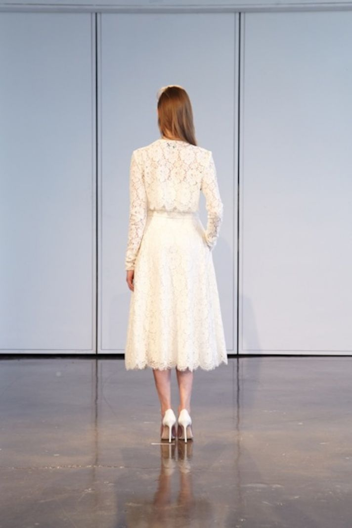 Houghton Bride 2015 Look 13 with jacket
