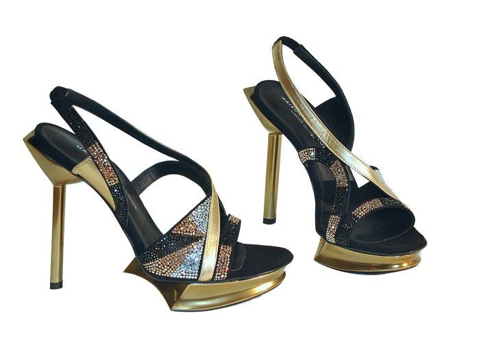 Les Sonnies shoes from Maison des Talons