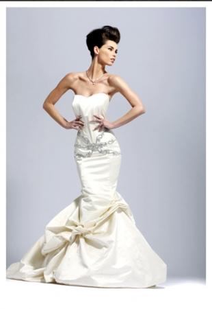 Marchesa isadora wedding dress price for Marchesa wedding dress prices
