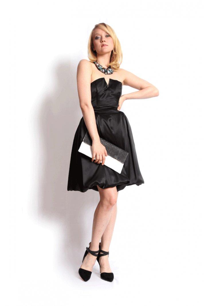 Sassy Little Black Dress