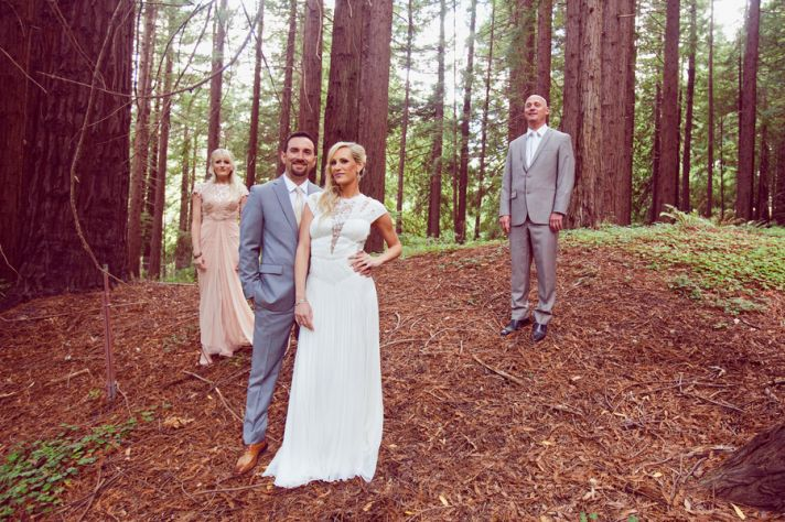 Botanical Bridal Party