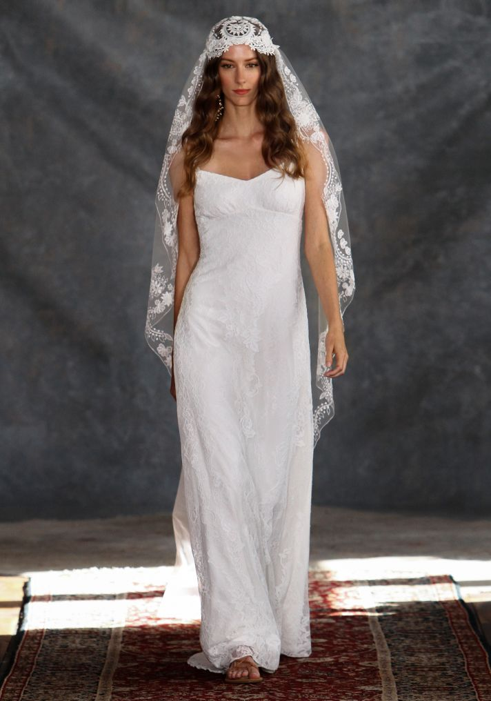 Adelaide Wedding Dress from Claire Pettibone s Romantique Collection