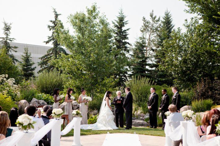 Pretty Ceremony Venue