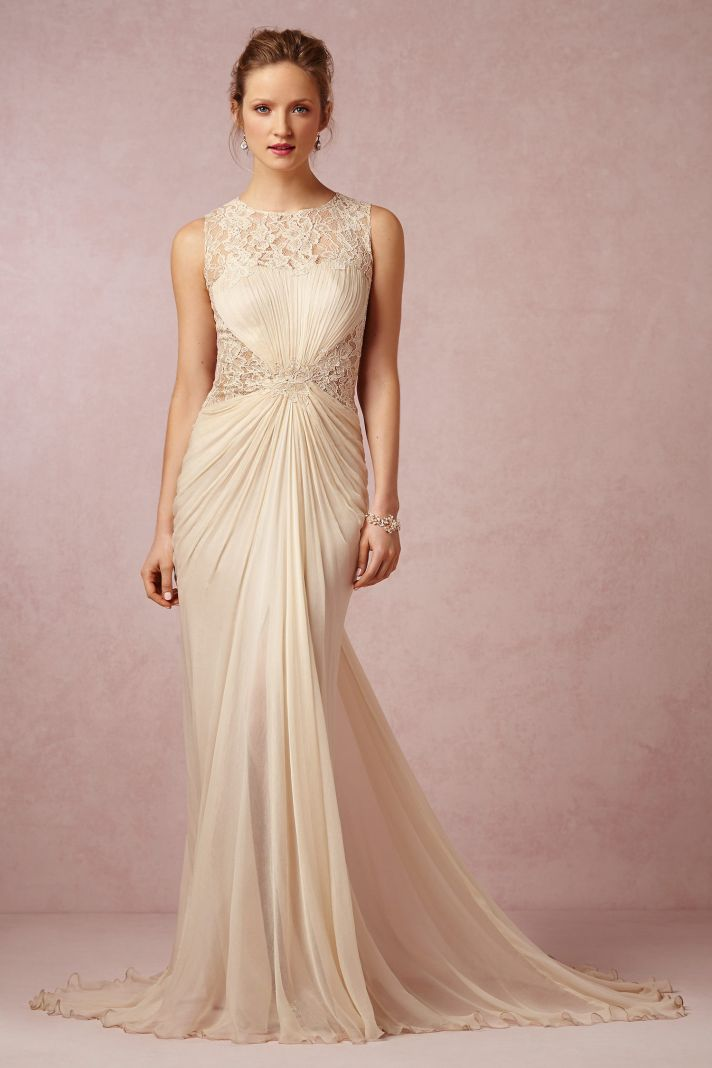BHLDN Flora Wedding Dress