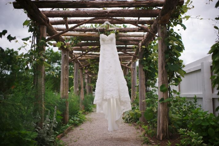 Gorgeous Bridal Gown Photography
