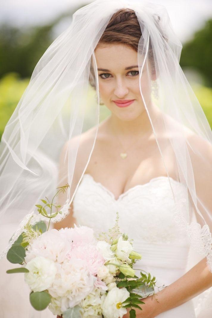 Beautiful Bride Makeup Inspiration