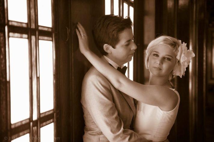 Two Brides Attire
