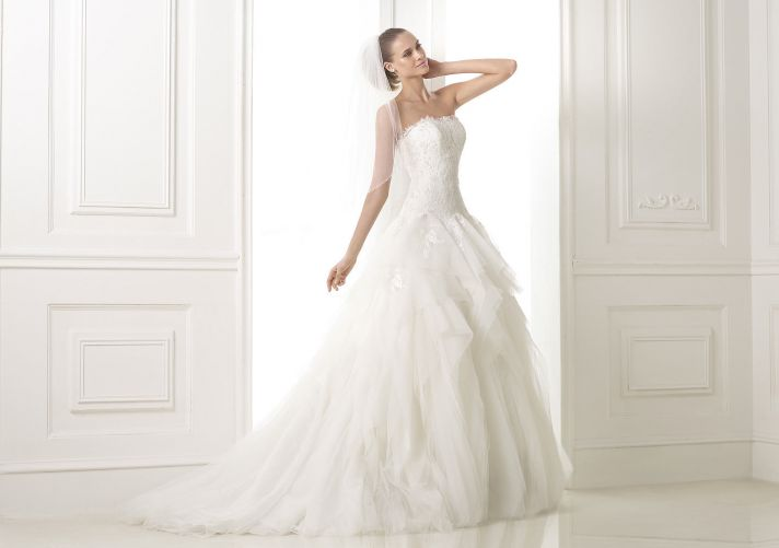 Pronovias 2015 Dream Collection Beleria Gown
