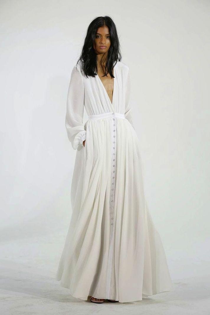 Lovely Robe Wedding Dress