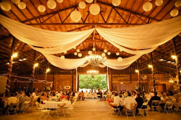 Wedding decor draping ideas wedding decor ideas belle the magazine drapery is a popular way to create a luxurious junglespirit Choice Image
