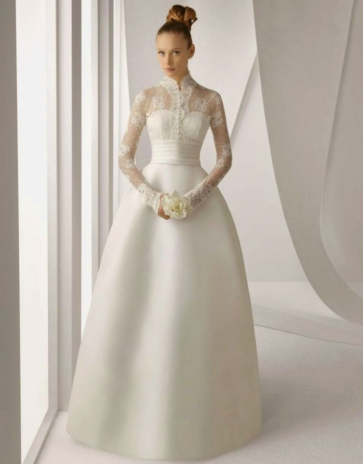 Classic Wedding Gowns 24 Nice Adorable Rosa Carla Dress
