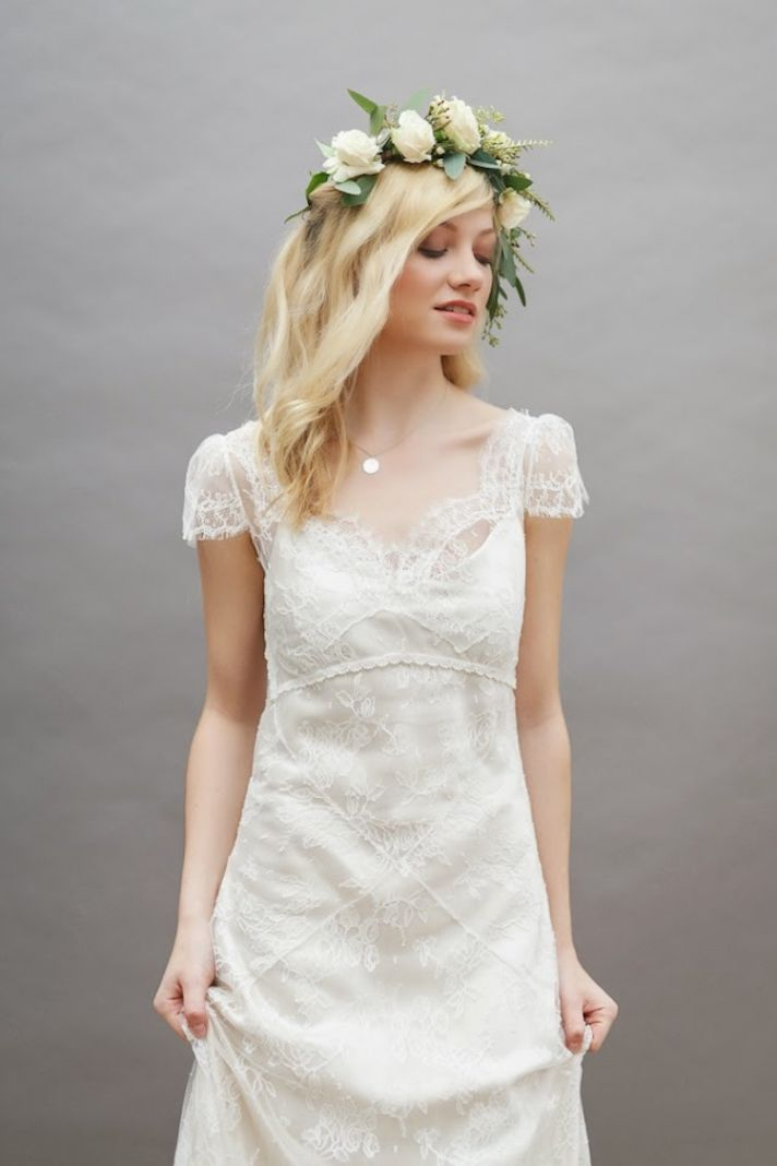 Stunning Wedding Dresses From The Dana Bolton Collection
