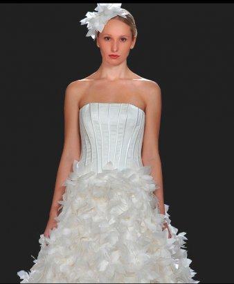 Silvia Tcherassi Wedding Dress Style Hibiscus Onewed