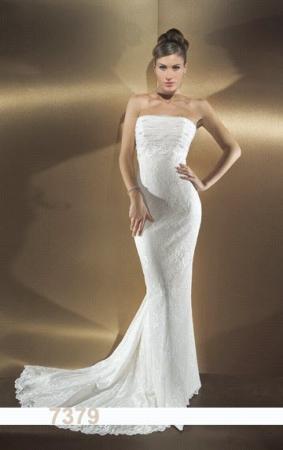 Свадебные платья - Cosmobella_2010_7379
