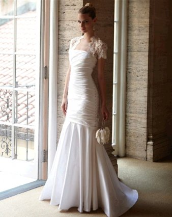 White house black market designer wedding dresses onewed for White house black market wedding dresses