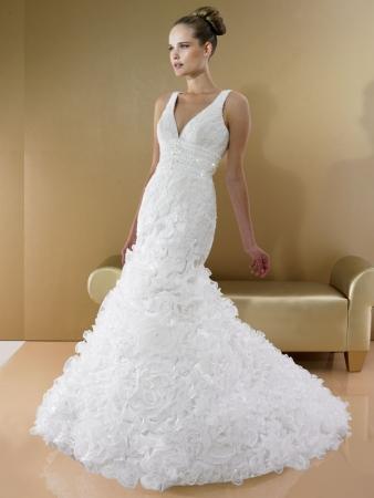Val Stefani Wedding Dress Style D7991 OneWed