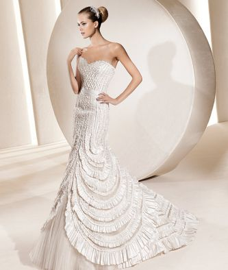 La Sposa Wedding Dress Style Davis Onewed